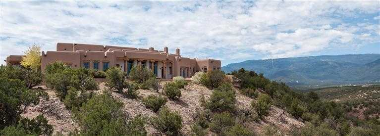 Take a peek inside this 5,100 square foot mansion for sale in Sandia Park that's featured on Realtor.com