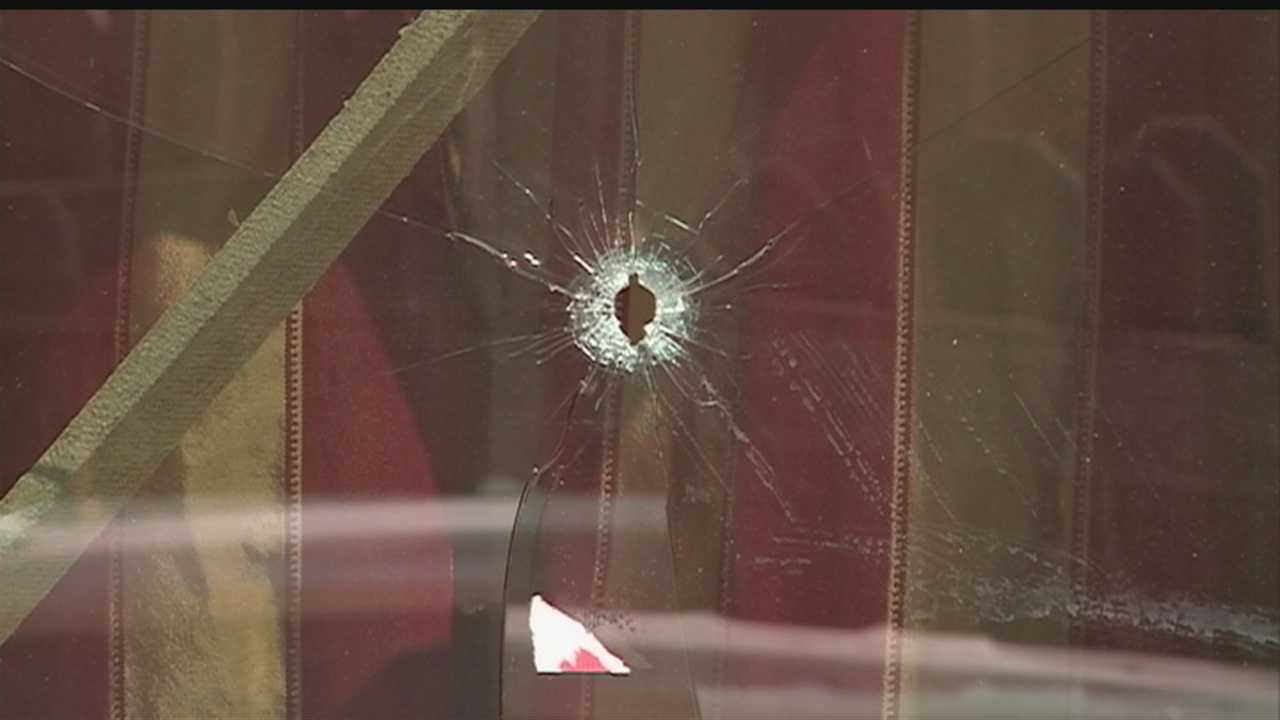 People in northeast Albuquerque call their neighborhood frightening after a recent shooting.