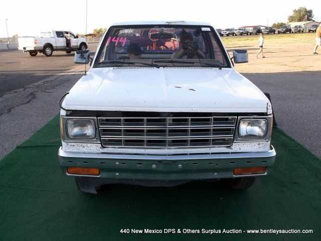 1982 Chevy S-10 pickup truck