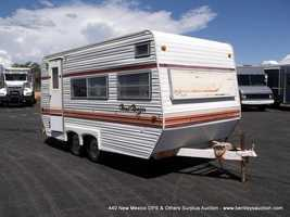 1982 KIT 190 Road Ranger Travel Trailer