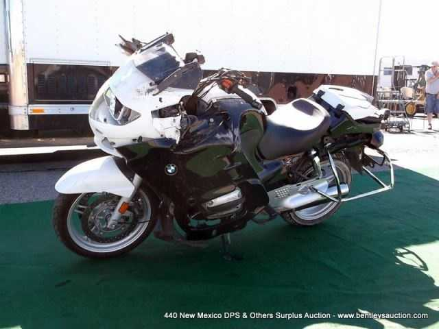 2003 BMW motorcycle