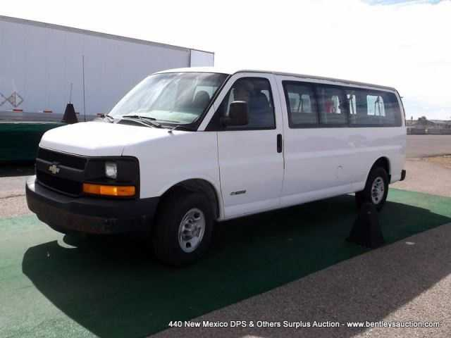 2003 Chevy Express Van