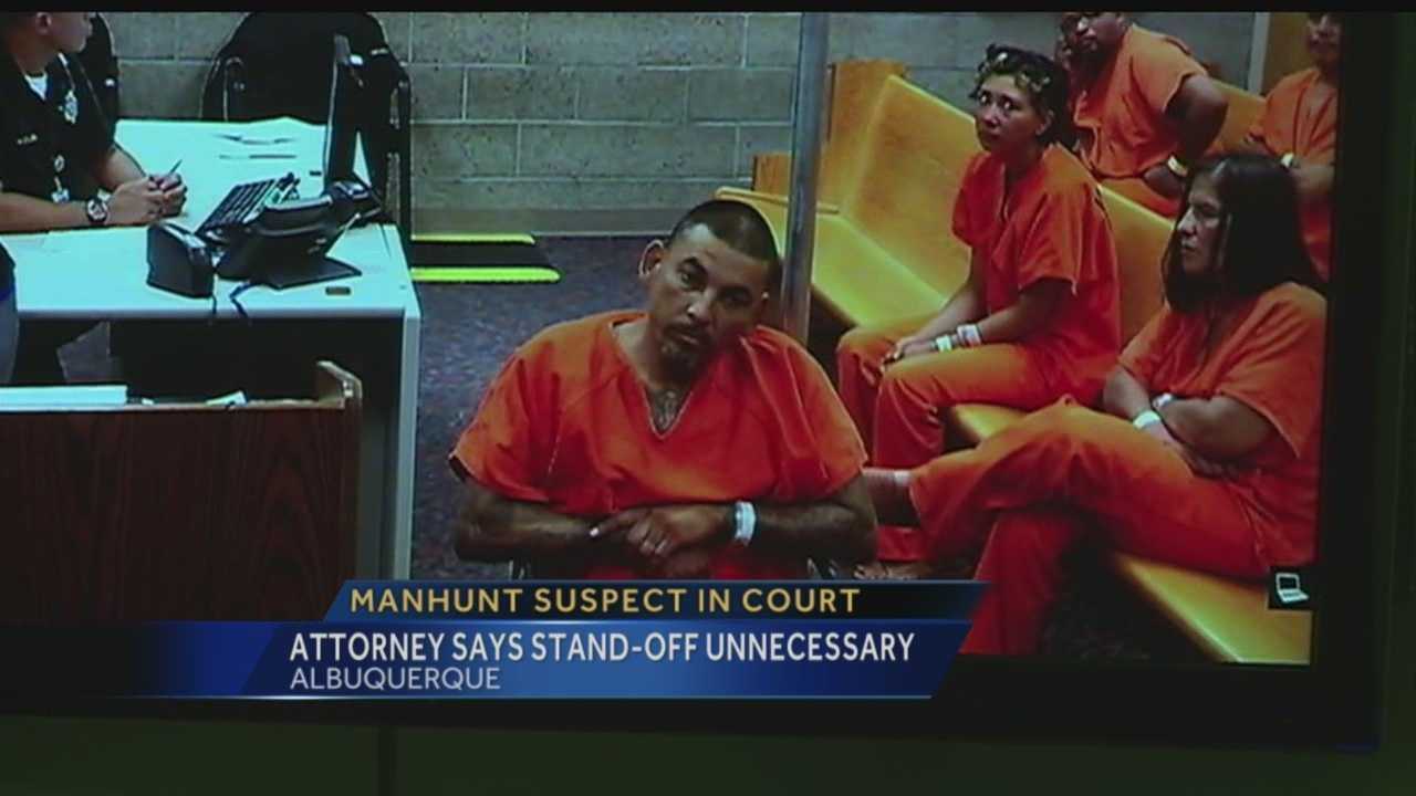 Attorney: Albuquerque stand-off unnecessary