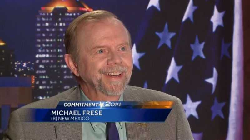 Mike Frese makes his case for Congress in an exclusive interview.