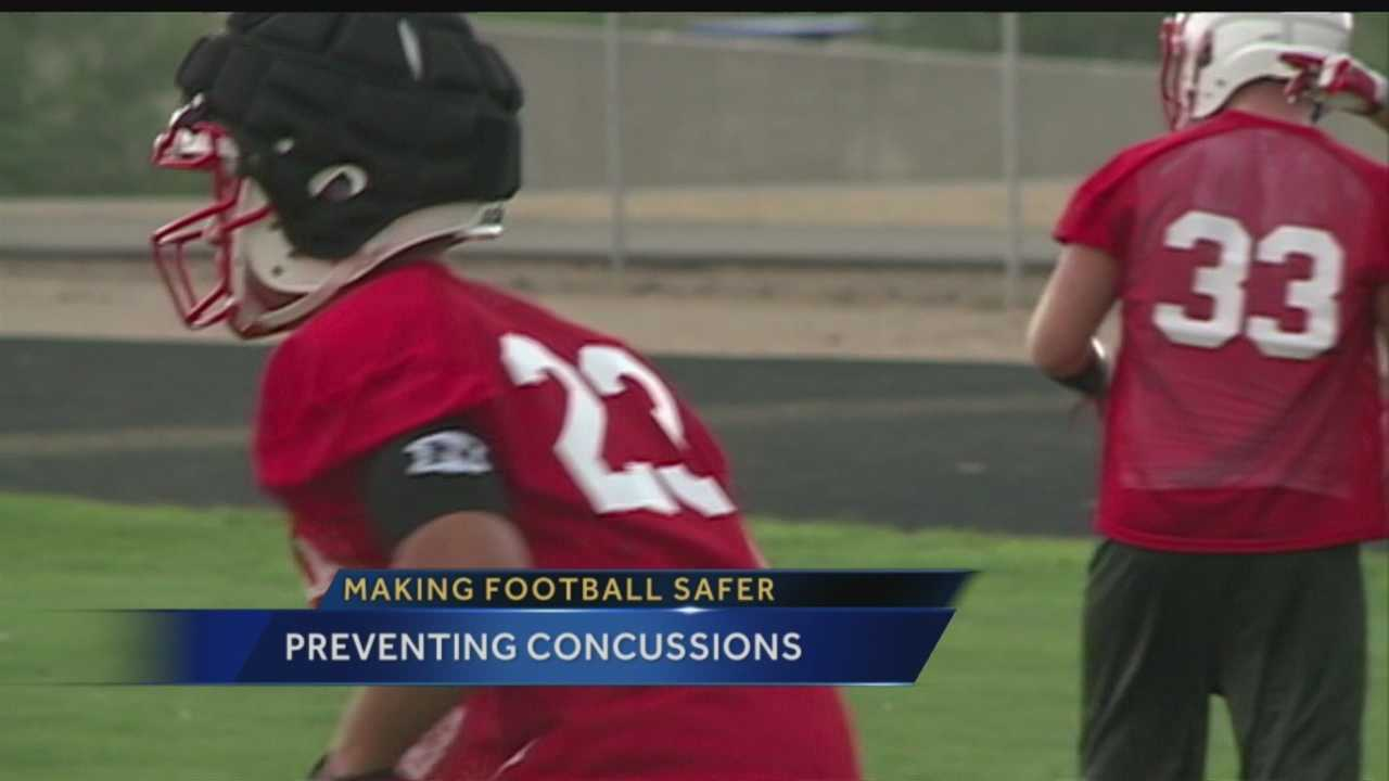 In a race to make football and all contact sports safer, several changes have been made in New Mexico.