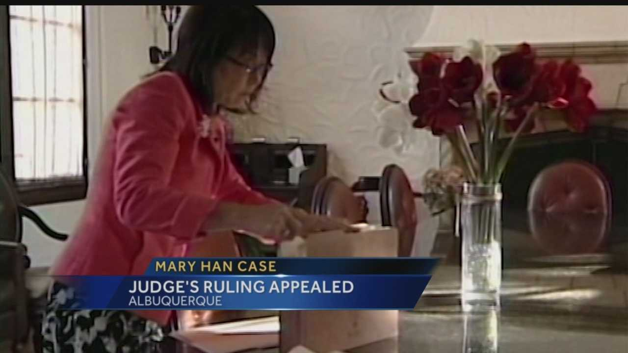 After attorney Mary Han was found dead, her family made serious claims against the Albuquerque Police Department's top brass and other city leaders. The family took the case to court, but a judge threw out the lawsuit.