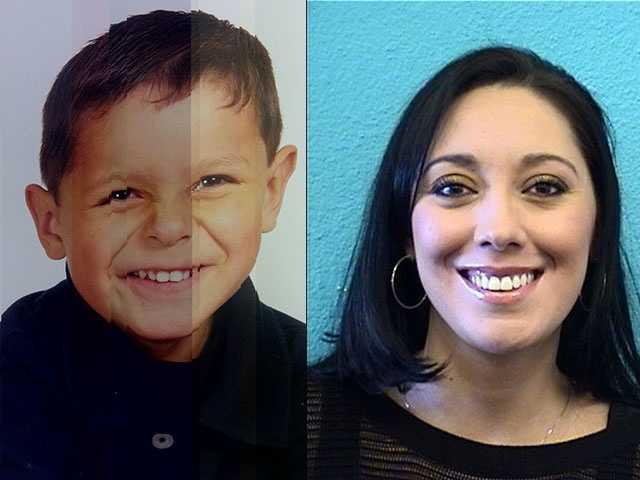 Adam Chavez and Melissa Garcia
