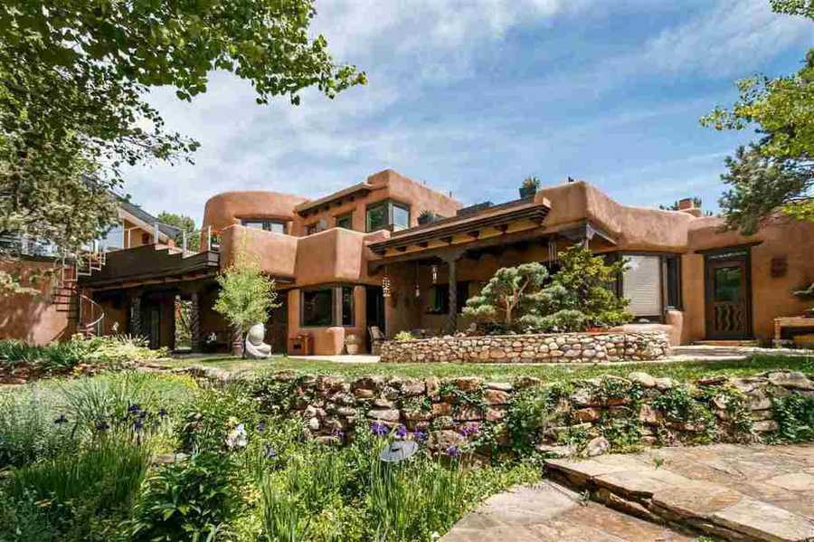 Take a peek inside this 5,000 square foot mansion for sale in Tesque featured onRealtor.com
