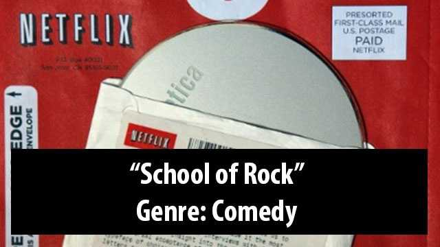 One of Jack Black's best performances, equal parts sweet and entertaining.