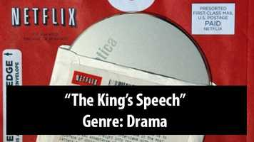 """""""The King's Speech"""" dominated the Academy Awards thanks to its excellent plot and strong cast."""