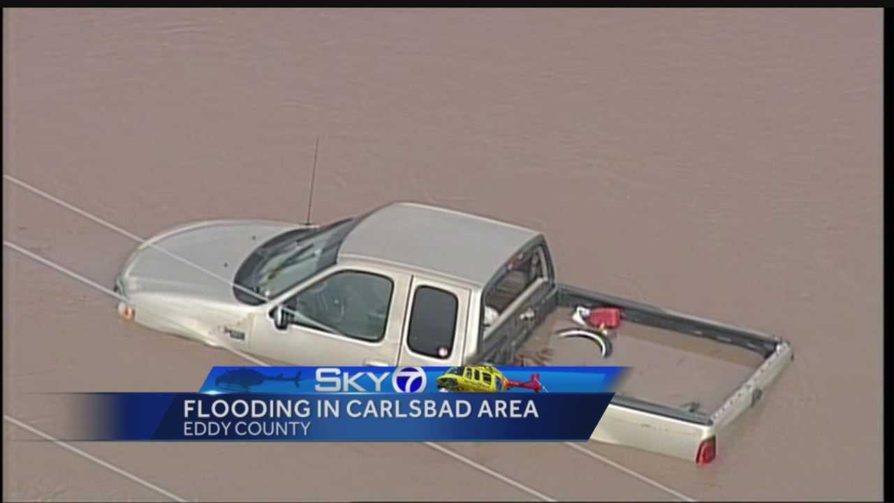 Eddy County Flooding
