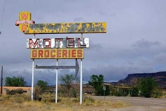 Take a road trip along Route 66 in New Mexico
