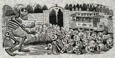 Celebrate Dia de los Muertos by attending the South Valley Marigold Parade (Nov. 2 from 2 p.m. to 6 p.m.).
