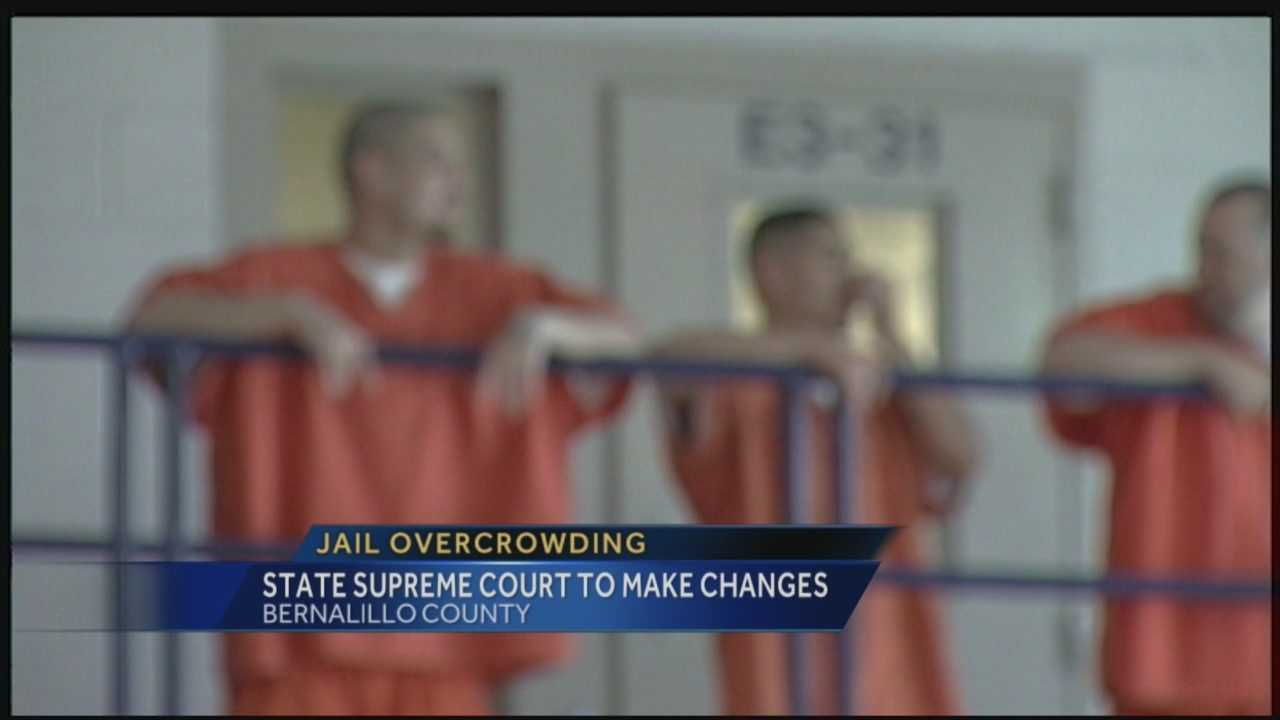 Officials say that inmates can spend years at MDC awaiting trial.This week, the state Supreme Court plans to step in and make sure people are rushed through the system quicker.