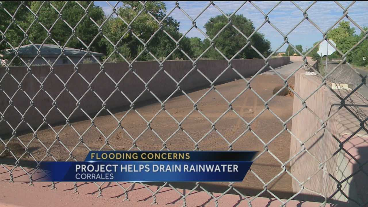 Corrales Flooding Project