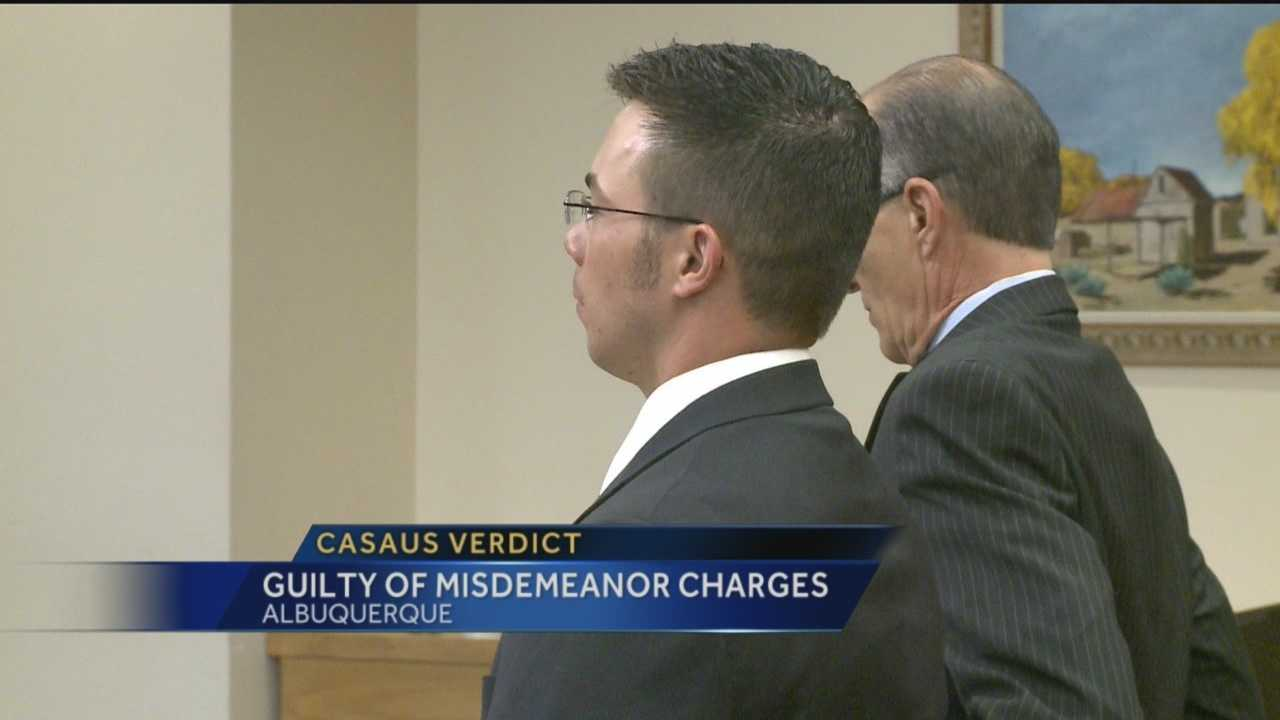 The Albuquerque Police Department's reputation has taken some hits in recent years. So with a former cop on trial on vehicular homicide charges, a judge ordered the jury not to have bias when deciding his fate.