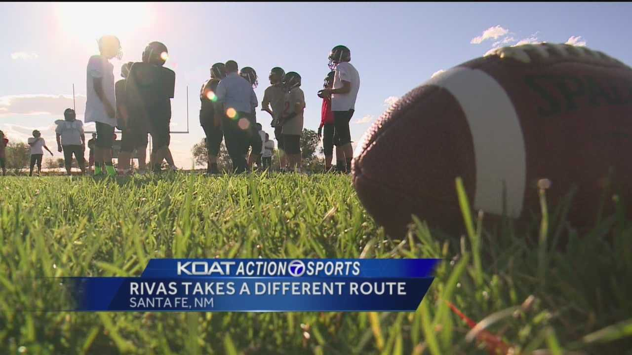 After being involved in a deadly accident, one Santa Fe 12 year old has been able to overcome his disability relying on faith, family and football.