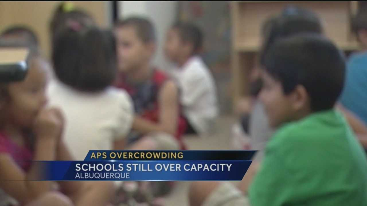 APS Overcrowding