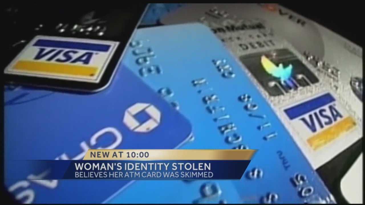 An Albuquerque woman claims her identity was stolen at Balloon Fiesta.