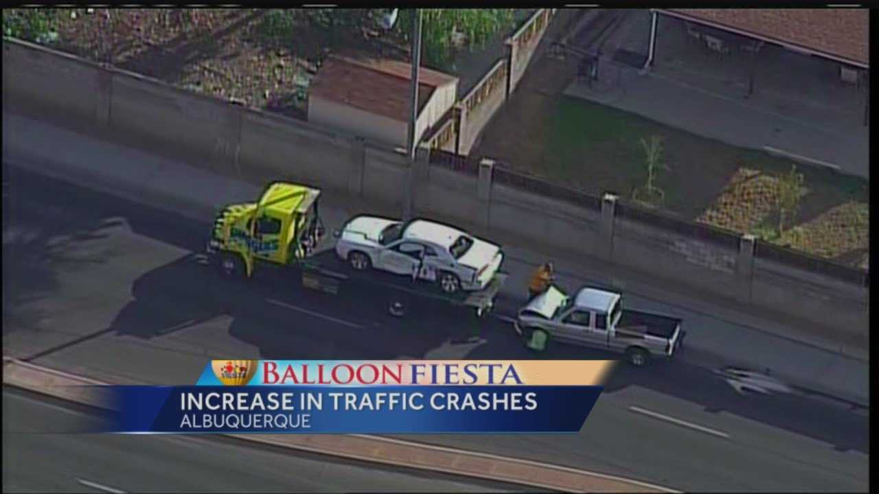 Balloon Fiesta Traffic Accidents