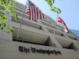 Extra mile: Carry around a copy of The Washington Post.