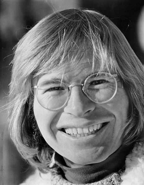 John Denver. Born in Roswell. Singer-songwriter.