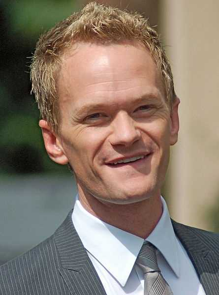 Neil Patrick Harris. From Albuquerque. Actor. (Version 2: Barney Stinson)