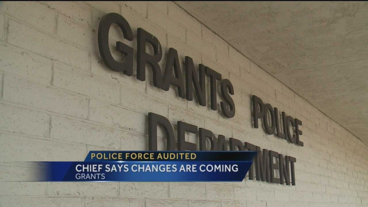 A new audit surrounding the Grants Police Department unveils some troubling problems with the department's police operations.