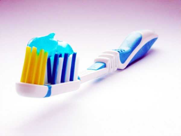 1. Brush your teeth regularly