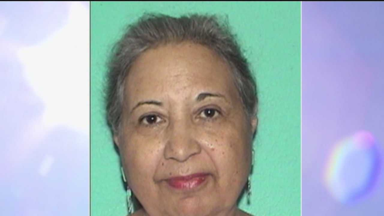 Albuquerque police found a lost 76-year-old nearly two days after she went missing during an evening walk.