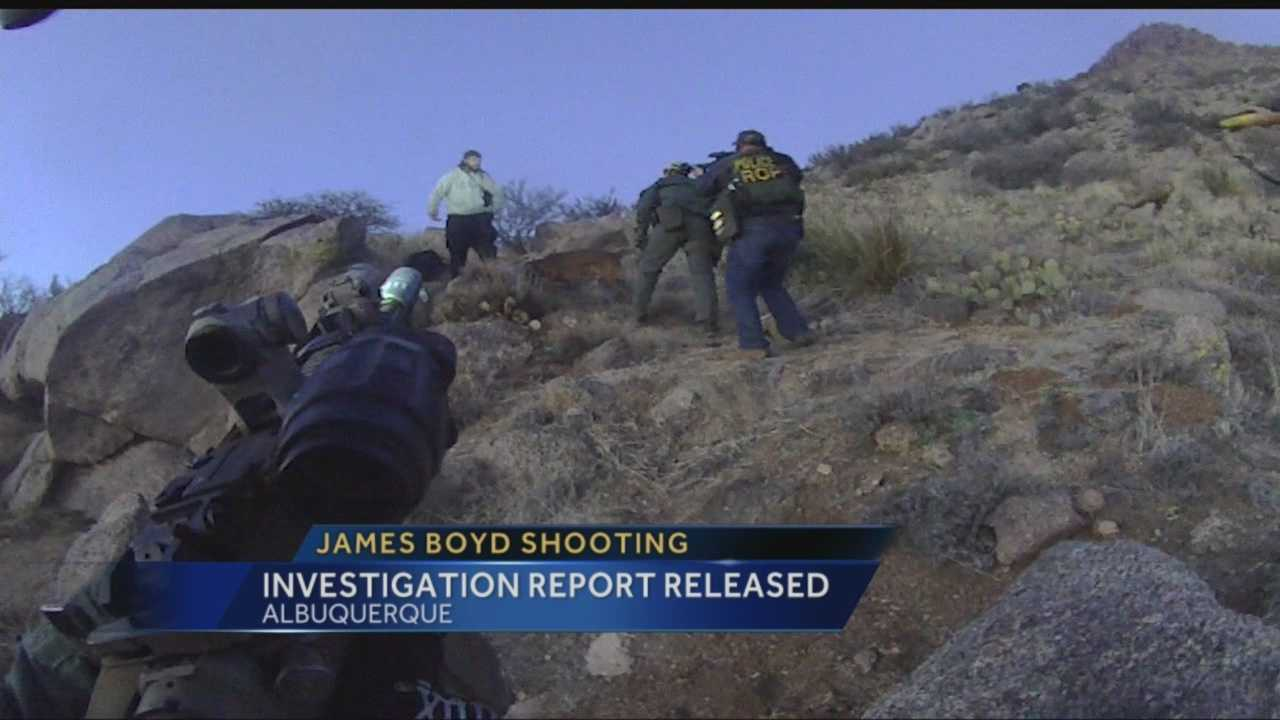 The Albuquerque Police Department announced Friday that it completed its criminal investigation into the March shooting of a homeless man in the Foothills.