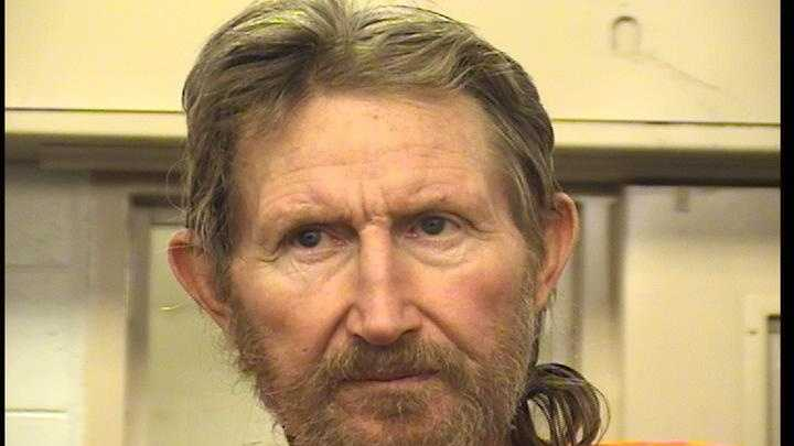 Alton Schoonmaker was arrested and charged with possession of a controlled substance with intent to distribute.