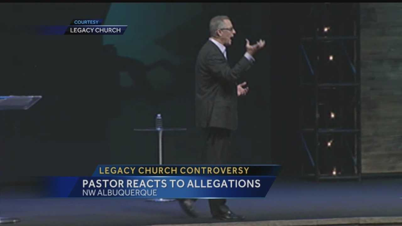 The pastor at Legacy Church is coming out swinging. We reported that the church handed out sample ballots with certain names highlighted. Some Parishioners told us it looked like the church was backing specific candidates, which non-profit organizations are not allowed to do. The pastor says, the church did nothing wrong.