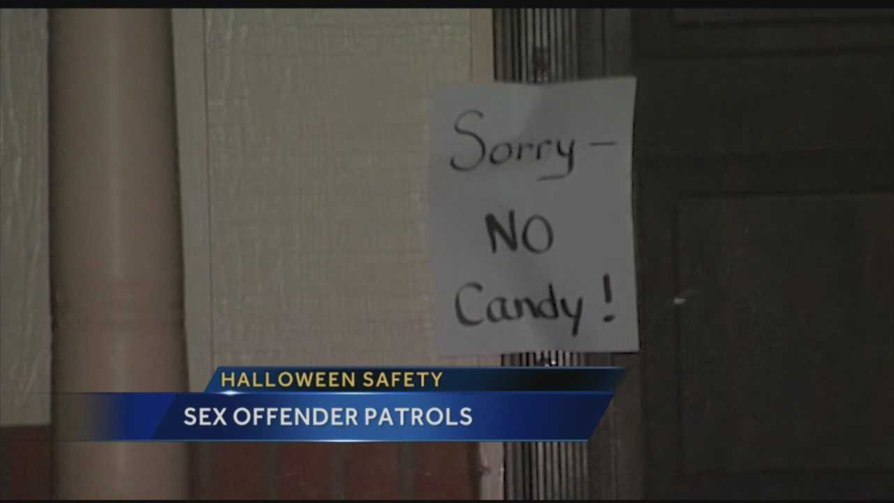 Halloween Safety Patrols