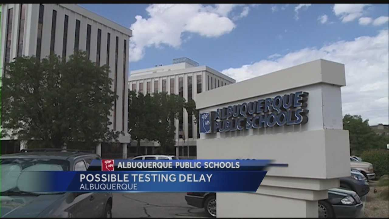 Standardized testing and teacher evaluations in New Mexico schools have been at the core of controversy this year, and Albuquerque Public Schools may be joining other districts in holding off on both.