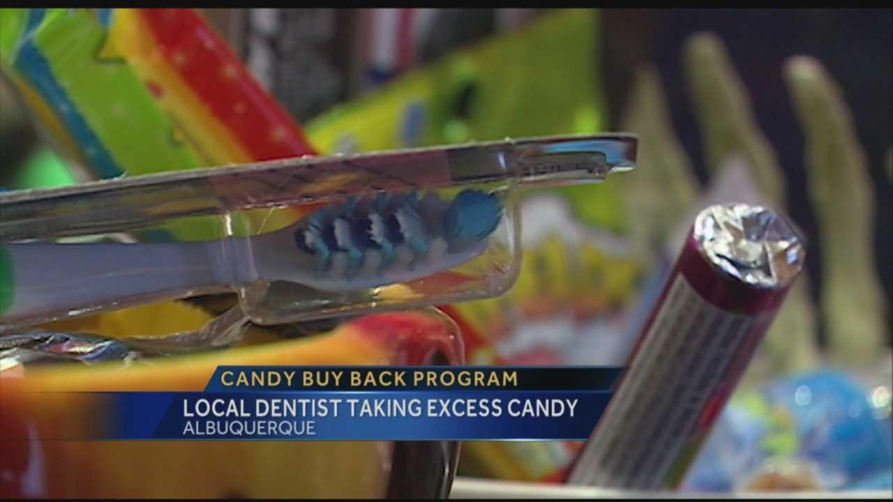 Candy Buy Back Program