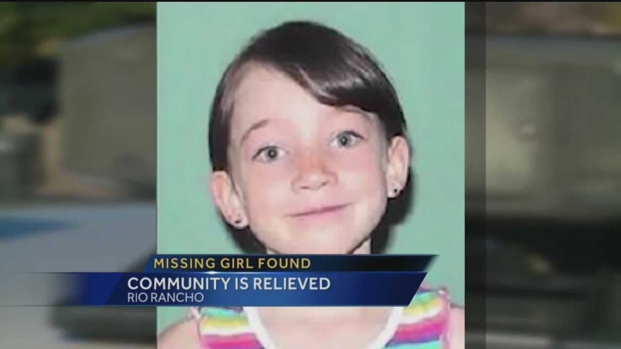 A missing 10 year old girl is home safe. But, it still hasn't been released why Alexandra Greenwall disappeared.