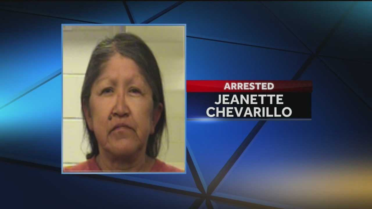 Police said an Albuquerque woman used a box cutter to stab another woman in fight over a man.