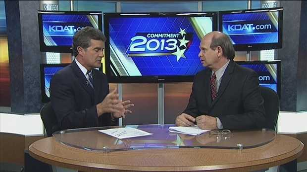 Watch for expert analysis from Political Analyst Brian Sanderoff onKOAT.com and KOAT Action 7 News.
