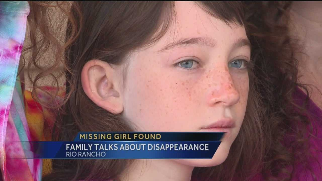 A 10-year-old Rio Rancho girl's disappearance launched a massive search on the ground and in the air for three days.