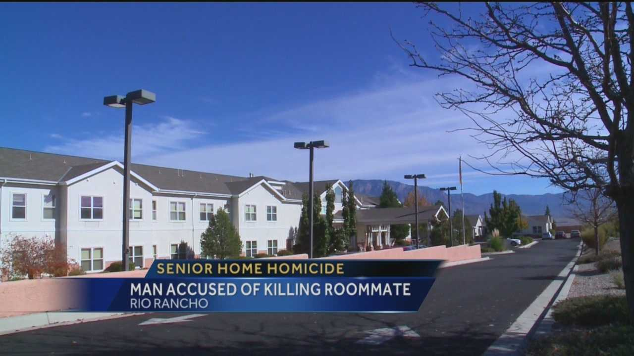 Police said an elderly man was beaten to death in a Rio Rancho senior living facility.