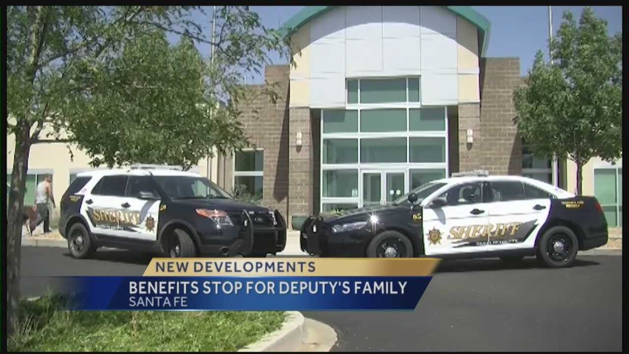 A young mother tragically lost her husband and then her health benefits after a deputy-involved shooting in Las Cruces.