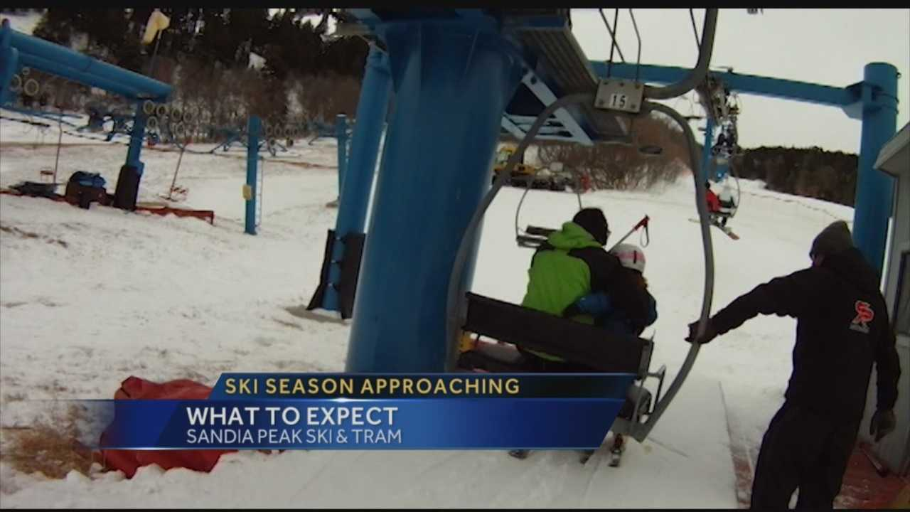 What can we expect for the upcoming ski season.