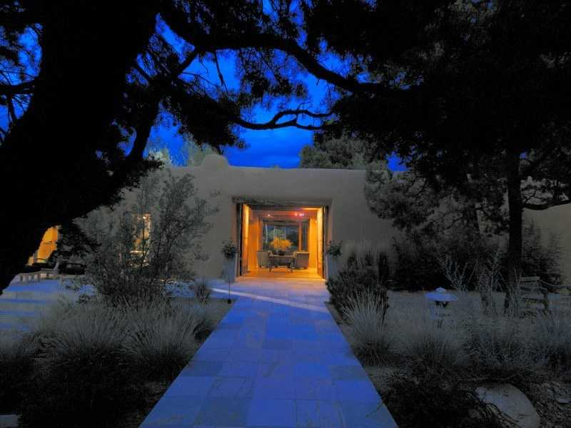 Take a peek inside this 9,400 square foot mansion for sale in Santa Fe that's featured on Realtor.com