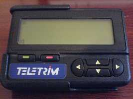Pagers, cellphones, electronic device not associated with an immediate medical health condition