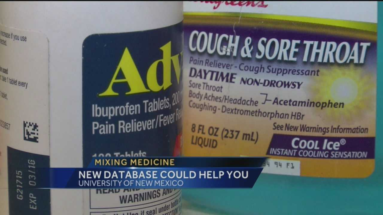 Cold and flu season is here and that means many of us will be reaching for over the counter medication like cough syrup.