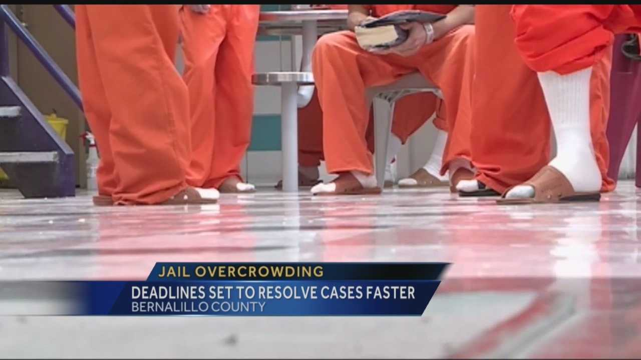 Overcrowding at the county jail has been a costly problem for years.