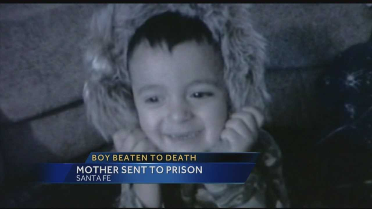 A 3-year-old is dead and his mother is heading to prison. Family members said they called the state to try to get help.