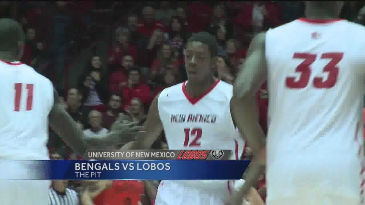 The 2014 Men's college basketball season tipped off tonight, with the Lobos facing Idaho state in the season opener.