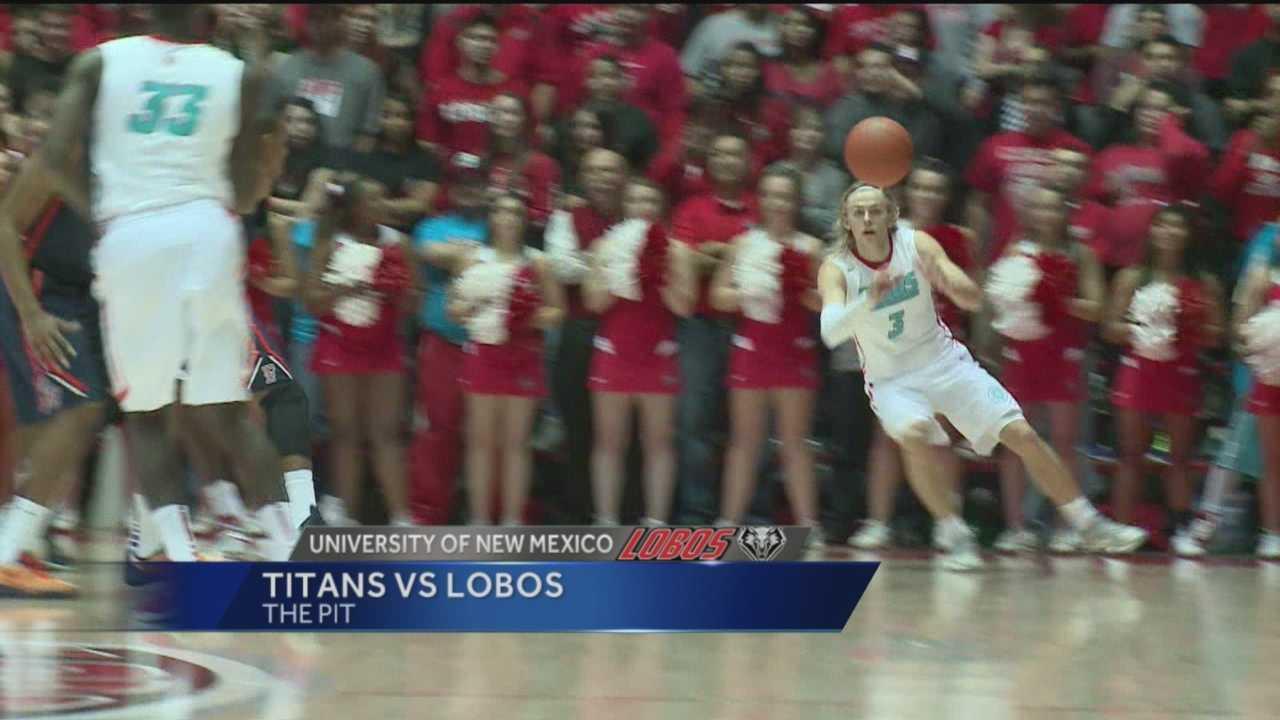 Lobos beat Cal State Fullerton 67-59.
